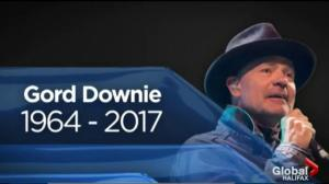 Life and legacy of Gord Downie