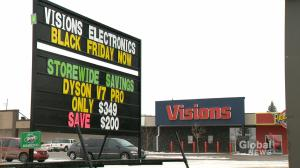 Black Friday excitement builds in Regina