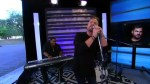 Canadian Idol winner Theo Tams performs Strangers