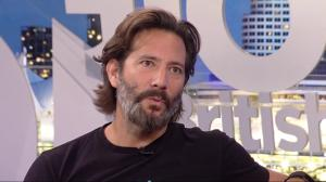 Actor Henry Ian Cusick on His Newest Project