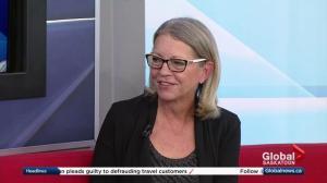 End of an era for Lisa Ford at Global Saskatoon