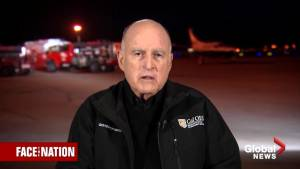Jerry Bown says President's promise of funding for wildfires is 'a big win'