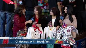 CKNW join Global BC for Christmas Wish Breakfast