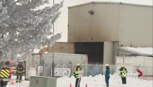 Emergency crews respond to explosion in Nisku