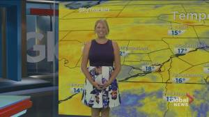 Global News Morning weather forecast: Tuesday August 6, 2019