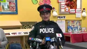 Toronto Police release description of man who allegedly cut off little girl's Hijab with scissors