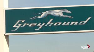 Greyhound's final day of operating in Western Canada