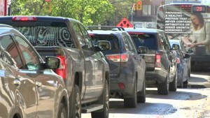 'Everywhere you turn you're blocked': Winnipeg driver's construction angst