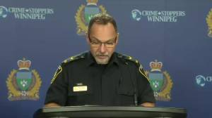 Police say 3 bodies were found inside a Winnipeg home