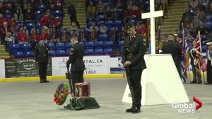 'Remembrance Day is a personal commemoration for me':  B.C. Dragoons' commanding officer reflects