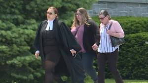 Woman who pleaded guilty to infanticide speaks at sentencing hearing