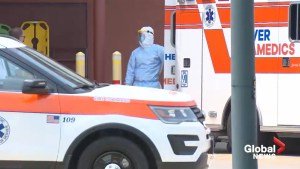 Denver hospital deals with Ebola virus scare