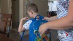 How to prevent child backpack pain