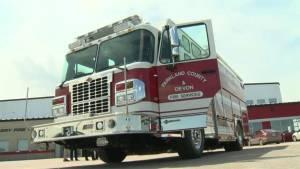 Winnipeg company helps fight fires across the world