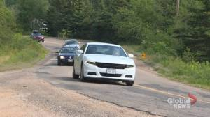 Federal, provincial governments announce new funding for N.B. road