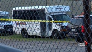 3-year-old dies after being left inside bus at Texas daycare for over three hours