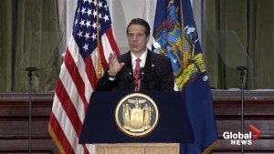 Governor Cuomo calls for legalizing marijuana in New York State