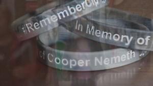 Nemeth family donates funds from bracelet sales to Winnipeg's Bear Clan Patrol