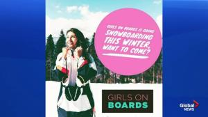 Girls on Boards hosts snowboarding event encouraging women to be active