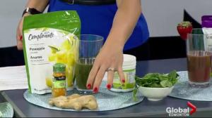 Dr. Joyce Johnson: Building a better smoothie
