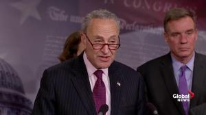 Chuck Schumer reacts to IG report on Clinton email investigation