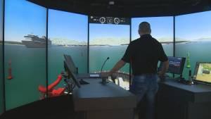 Seaspan unveils new state-of-the-art simulator