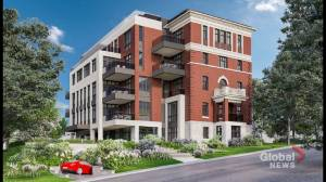 Westmount residents opposed to new development project