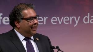 Nenshi calls event centre agreement a 'good deal for Calgary'