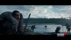 DiCaprio speaks about First Nations in Golden Globes speech
