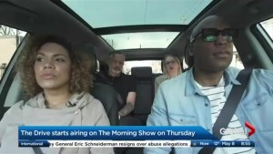 Jesse Jones on his new segment 'The Drive', coming to The Morning Show this Thursday