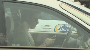 Police targeting distracted drivers