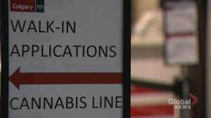 How the City of Calgary will approve the cluster of cannabis retail store applications in prime locations
