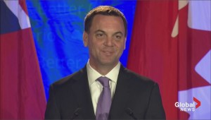 Ontario Election: Tim Hudak concedes election