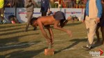 'Rural Olympics' attracts stuntmen, performers from across India