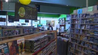Kelowna's last video store for sale, says owner - Okanagan