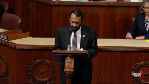 U.S. House Representative calls for President Trump to be impeached