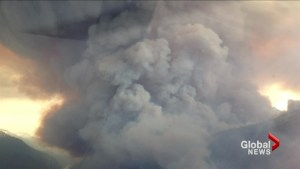 Pemberton fires fuel Metro Vancouver haze