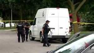 Police retrieve allegedly stolen van in fatal hit and run