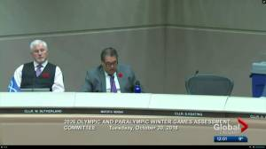 Committee meets to determine fate of Calgary 2026 Olympic bid