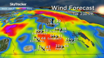 Saskatoon weather outlook: 30 degree heat kicked out by cold front