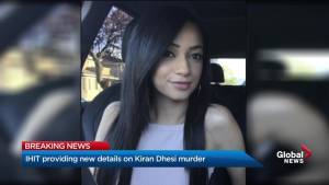 2 more men charged in Kiran Dhesi's murder