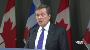 Tory admits western portion of SmartTrack too costly to implement