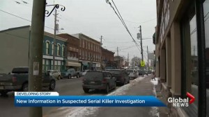 Residents in community linked to suspect serial killer say they're in 'disbelief'