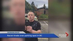 Racist rant goes viral