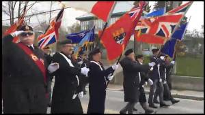 Bridgenorth remembers for the 100 year anniversary of the end of the First World War