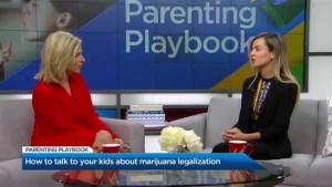 Talking to your kids about marijuana