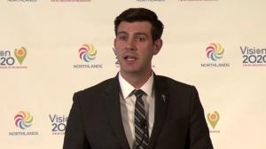 'I congratulate Northlands for coming up with several intriguing proposals': Mayor Don Iveson