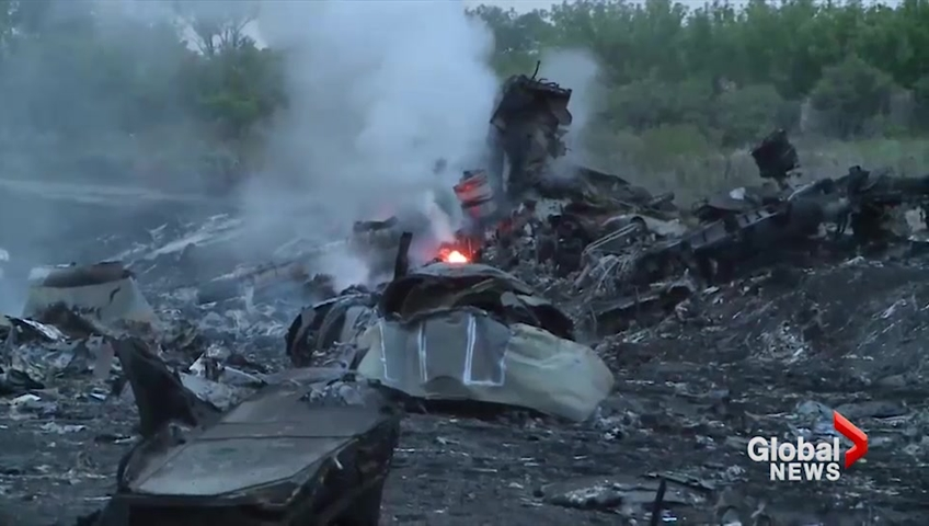MH17 was downed by Russian military missile: worldwide investigators