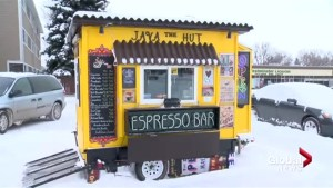 'Java the Hut' serving up coffee in Lethbridge