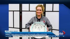 Empty Bowl Benefit kicks off to raise funds for the Calgary Food Bank